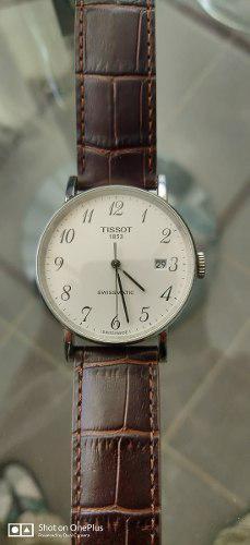 Reloj Tissot Automatico Hombre