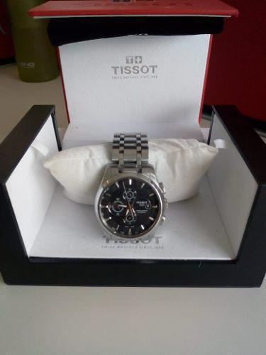 Reloj Tissot Couturier Automático Cronógrafo 100% Original