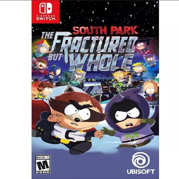 South Park: The Fractured But Whole Nintendo Switch Sellado