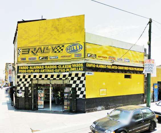 Vendo local comercial + aires. av. iquitos, a.t.195m2,