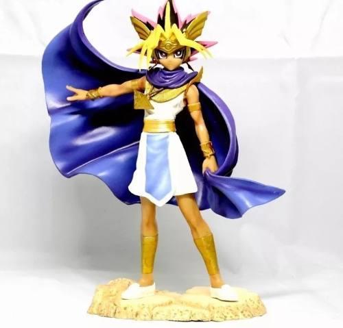 Yugi Moto Dios Egipcio- Yu Gi Oh - Estatua.
