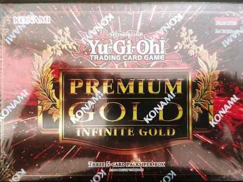 Yugioh Premium Gold - Infinite Gold Yu-gi-oh!