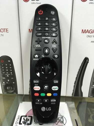 Control Magico Lg Smart Tv An-mr650a Modelo 2017