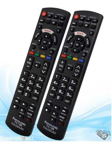 Control Tv Panasonic Viera Lcd Led Smart
