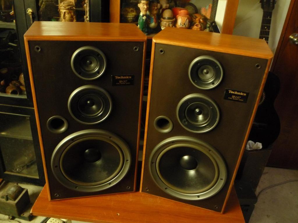 PARLANTES TECHNICS SB-LX7 USA......SANSUI,PIONEER,JBL