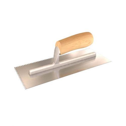 Plancha / Llana Dentada 1.0mm Para Epoxicos Y Autonivelantes