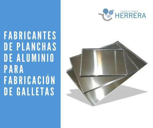 Planchas De Aluminio Para La Fabricacion De Galletas