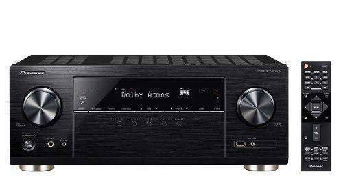 Receptor De Audio Y Video Pioneer Vsx-932 - Negro