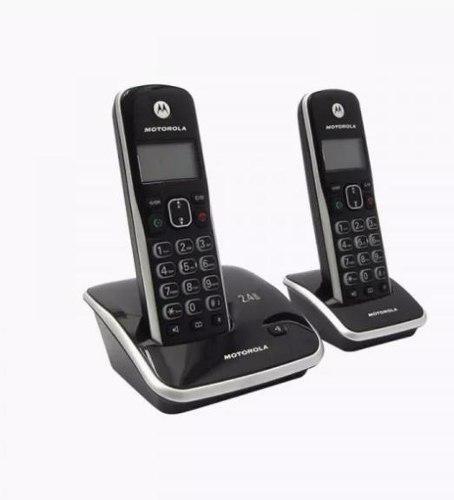 Telefono Inalambrico Motorola Duos 2.4altavoz Itelsistem Gr