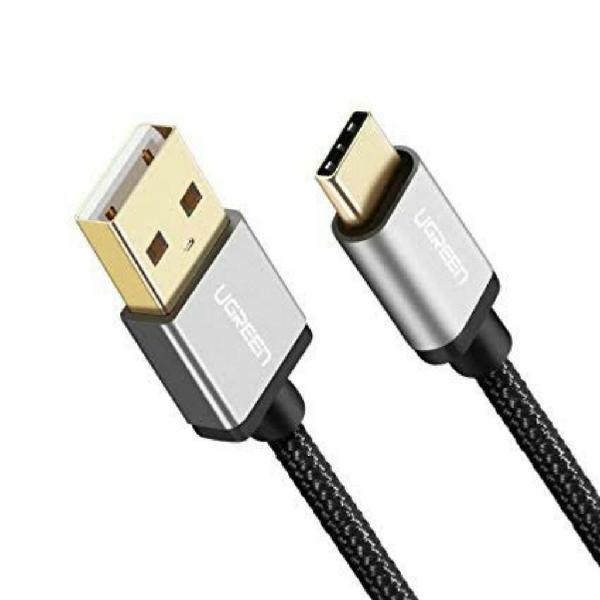 Cable Tipo C Carga Rapida de 2 Metros