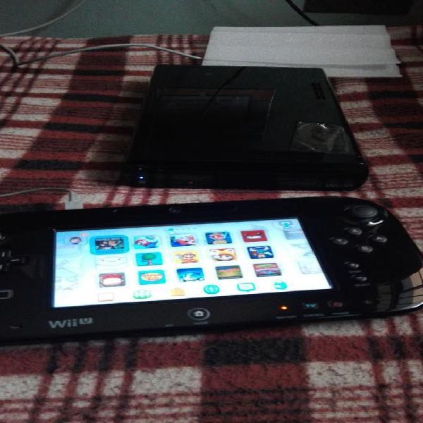 Nintendo Wii U con Juegos Wiiu