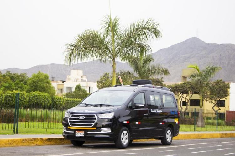 Alquiler de Van para 10 Personas Y Mini