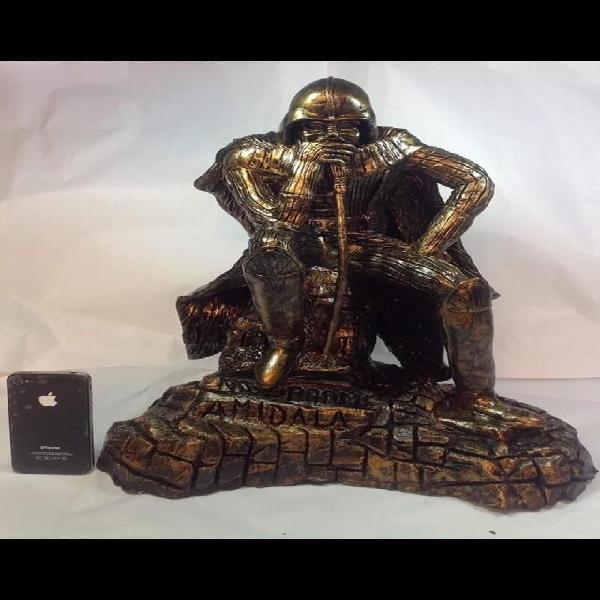 Escultura de Lord Vader