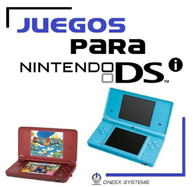 Juegos de Nintendo Ds para Tu R