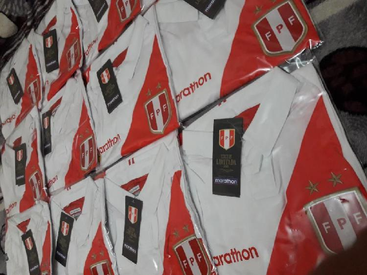 Nueva Camiseta de Perú Copa América