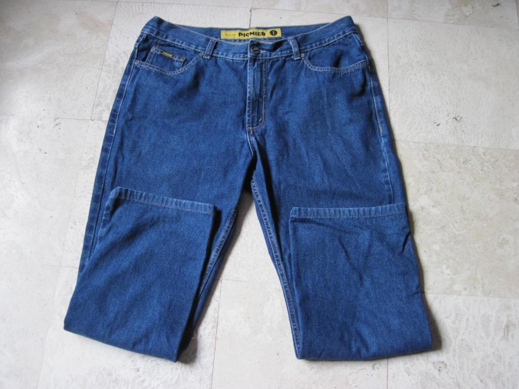 Pantalon Jean PIONER talla 36 NUEVO S/ 25 soles