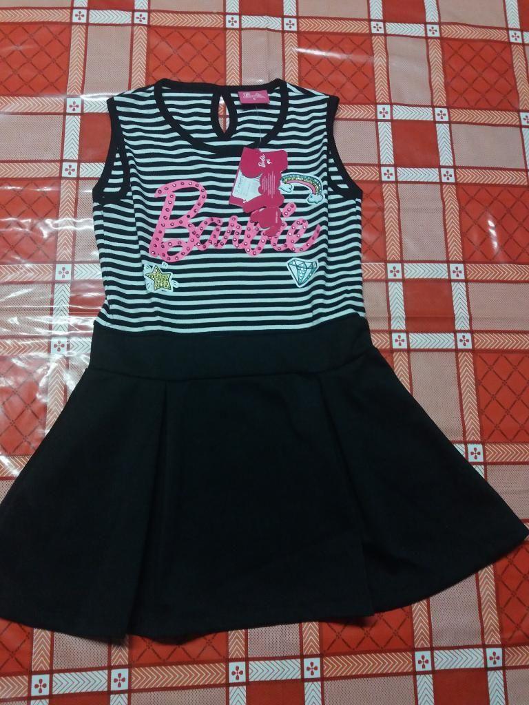 Vestido Barbie Original