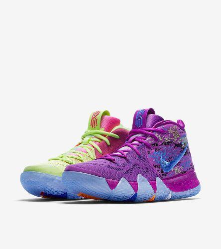 Zapatillas Nike Kyrie Irving 4 - Confetti