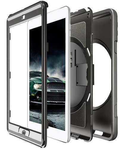 Case Armor Premium Estuche Antigolpe iPad 2 iPad 3 iPad 4
