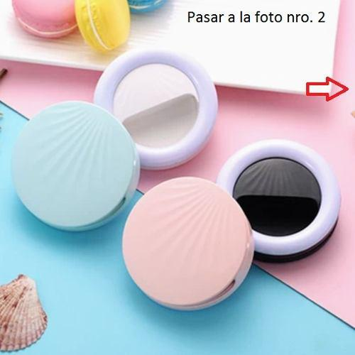 Selfie Ring Light- Luz Selfie Para Celular O Tablet