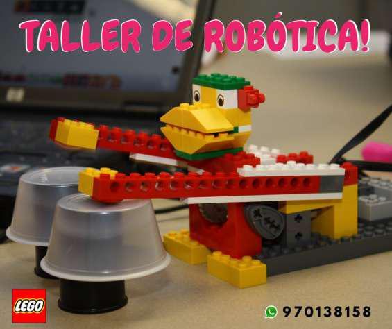 Clases para niños de robótica en miraflores en Lima