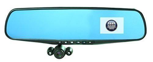 Official Hd Mirror Cam: Segun Lo Visto En La Tv Dash Cam 350