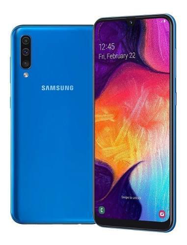 Samsung Galaxy A50 / 6gb / 128gb / 25+8+5mp / Nuevo Garantia