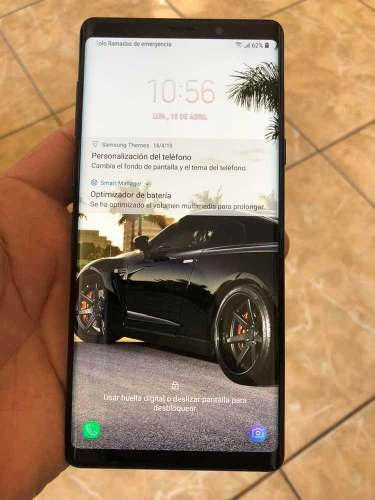 Samsung Galaxy Note 9 6gb Ram 128gb Memoria