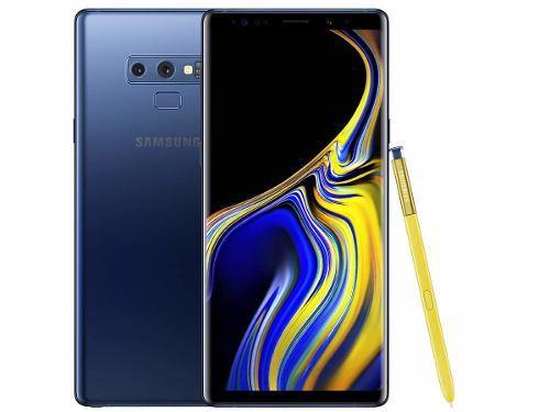 Samsung Galaxy Note 9 Libre De Fabrica Dual Sim 128gb + Obse
