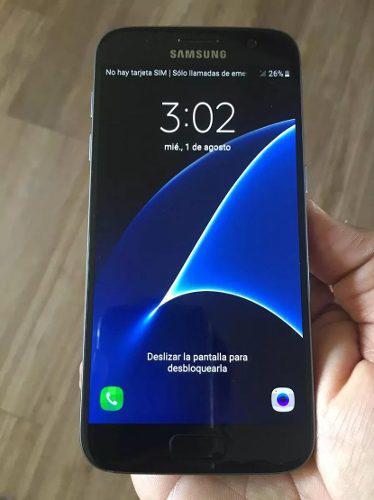 Samsung Galaxy S7 32gb Normal 4g Lte Buen Estado