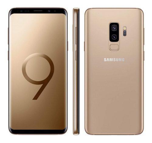 Samsung Galaxy S9 + Plus / 6gb + 64gb / 12+12mp - Tienda