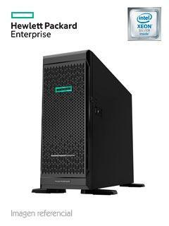 Servidor Hpe Proliant Ml350 Gen10, Intel Xeon Silver 4110 2