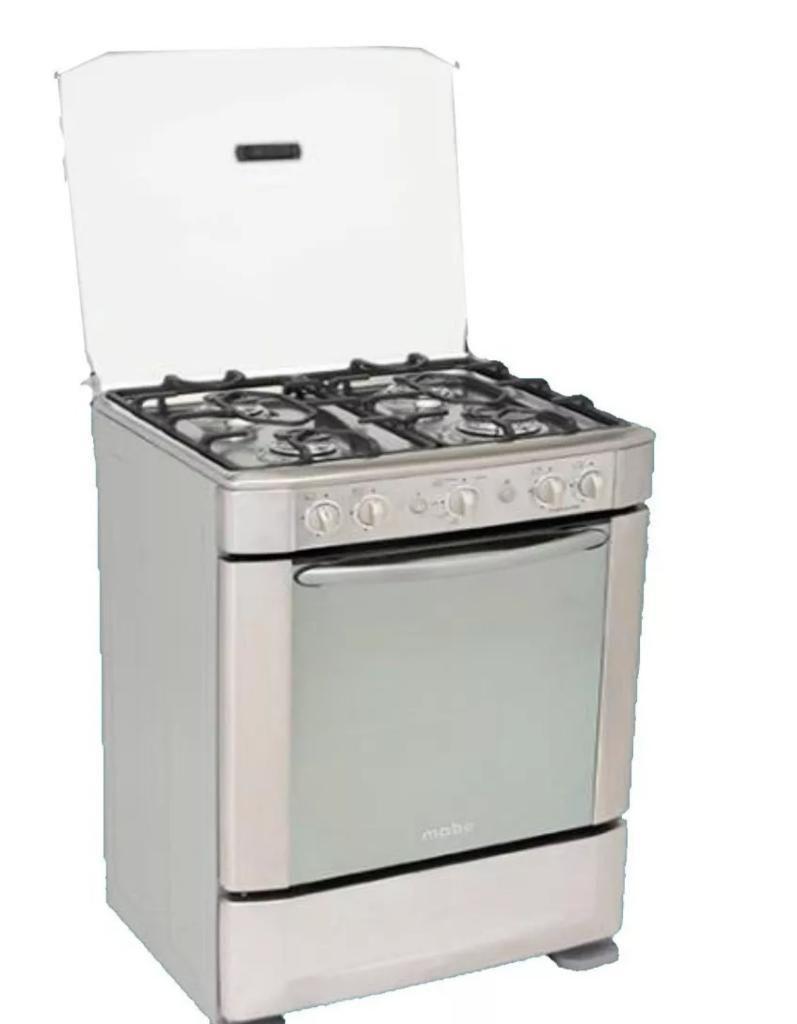Cocina a Gas Mabe 4 Hornillas Ingenius
