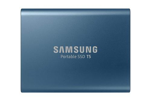 Disco Duro Externo Ssd 500gb Samsung T5 540 Mb/s Usb 3.1 G.2