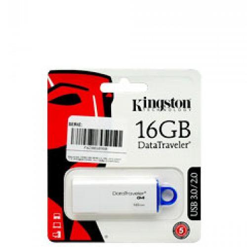 Memoria Flash Usb Kingston Datatraveler G4 16gb Usb 3...