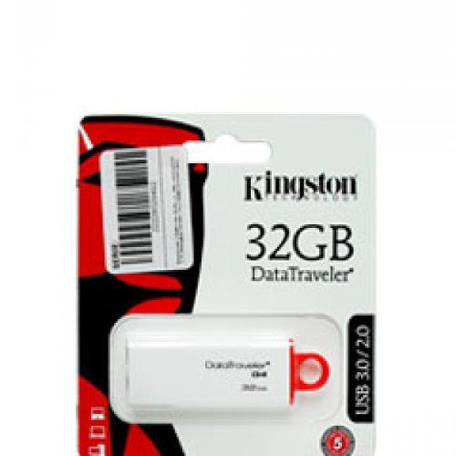 Memoria Flash Usb Kingston Datatraveler G4 32gb Usb 3...