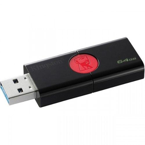Memoria Usb Kingston 16gb Datatraveler 106 Usb 3.0 Flash...