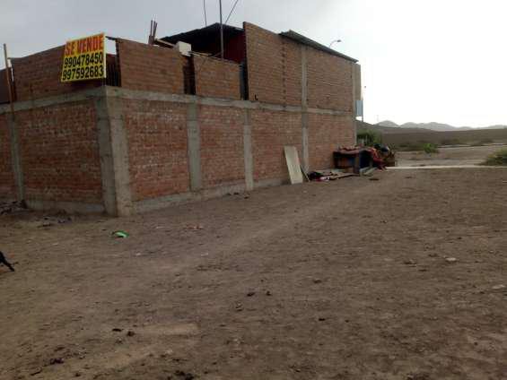 Venta de terreno, área 120 m2– los portales de carabayllo