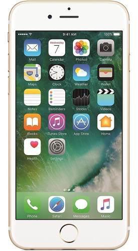 iPhone 6 32gb 4g Dorado Libre Caja Sellada Garantía +