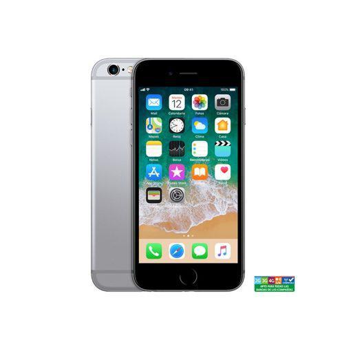 iPhone 6s 16gb Libre De Fábrica Graba 4k Huella Space Gray