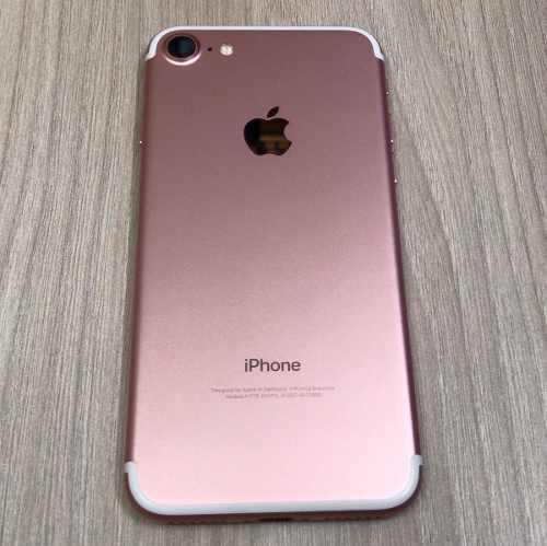 iPhone 7 32gb Rose Gold Apple Libre Usado Conservado Tienda