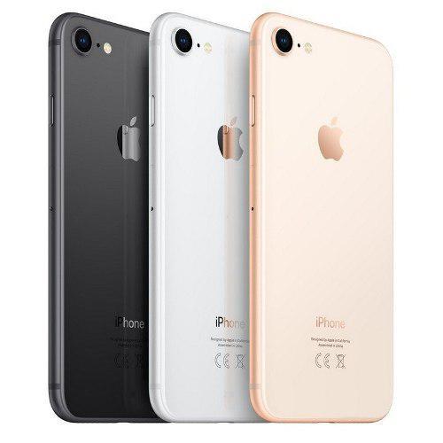 iPhone 8 256 Gb 4g Libre Nuevo En Caja + Garantia...!!