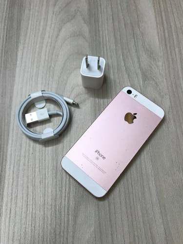 iPhone Se 16gb Rose Gold 4g Lte Libre