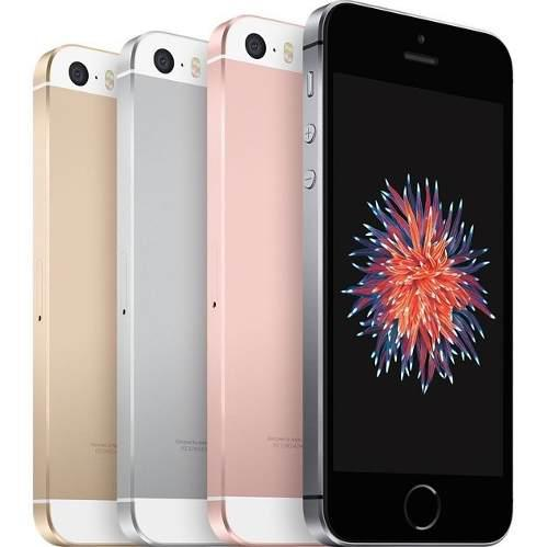 iPhone Se 32gb 4g Lte Libre Space Grey Nuevo Y Sellado