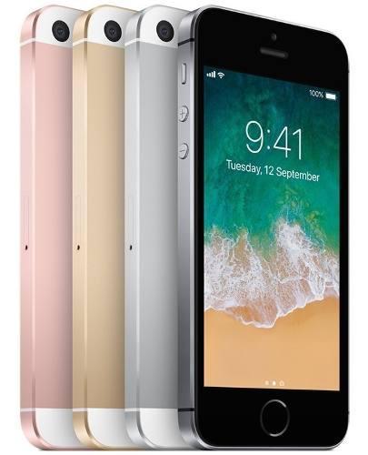 iPhone Se 32gb Libre 4g Caja Sellada Garantía Apple Tienda