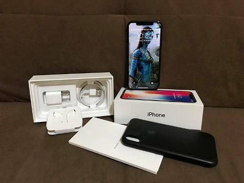iPhone X 256 Gb Libre De Fabrica