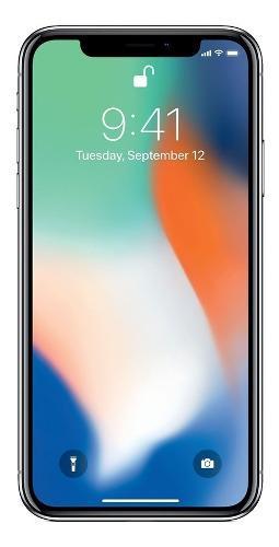 iPhone X 64gb 4g Lte Sellado Tienda Garantía