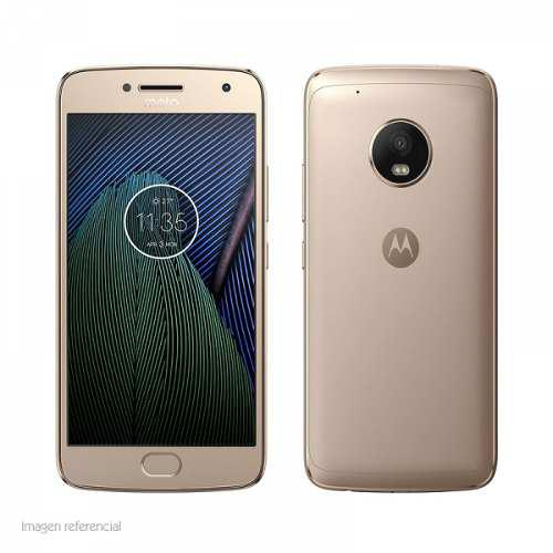 Celular Smartphone Motorola G5 Plus 5.2 1080x1920 Andro...
