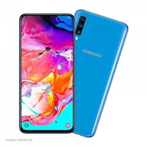 Celular Smartphone Samsung Galaxy A70 6.7 1080x2400 And...