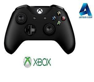 Mando De Video Juegos Xbox Inalámbrico -black